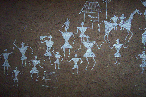 Warli Paintings